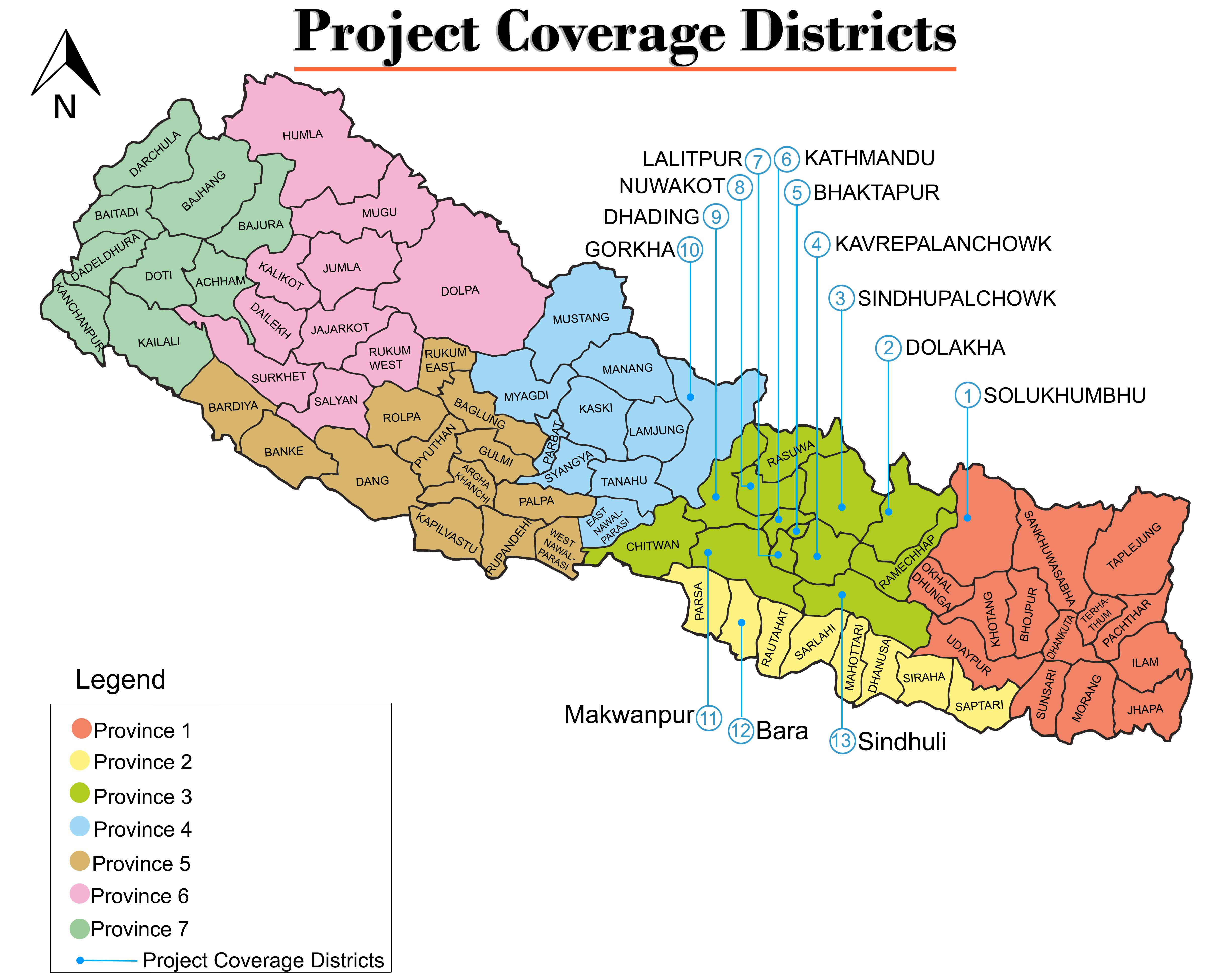 District Coverage